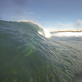 sick session, Port Fairy