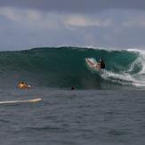 consistent swell, Guaro