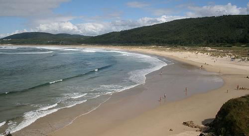 Playa de San Xurxo