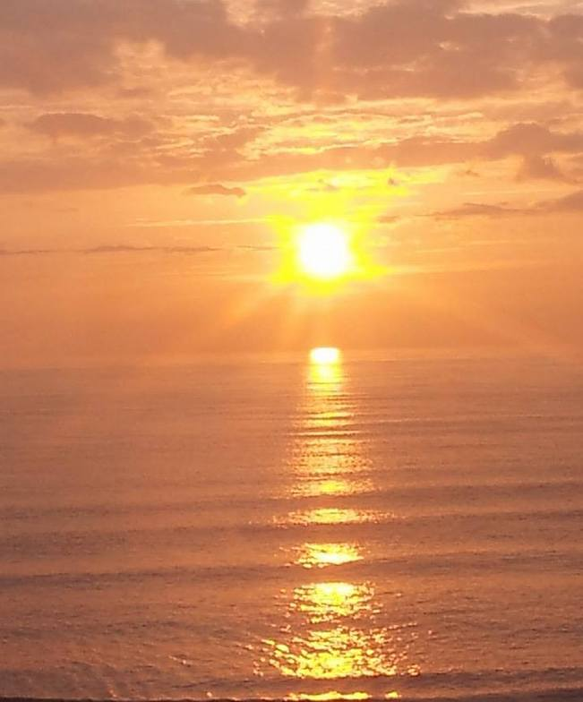Sunrise, Withernsea