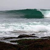 The most constant wave in the world, La Punta Uno