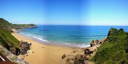 Playa de Tranqueru photo