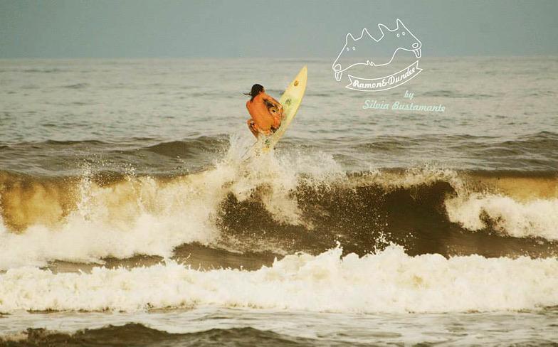 Brian rea, Costeño Beach