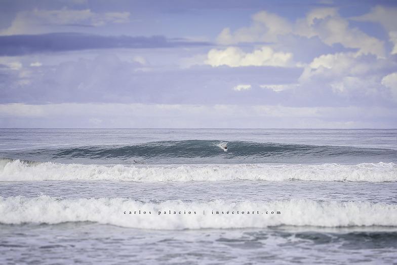 perfect santa teresa today!!!!, Playa Santa Teresa