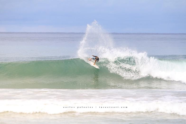 BOOM!!!, Playa Santa Teresa
