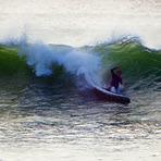 Storm surf, Broad Cove