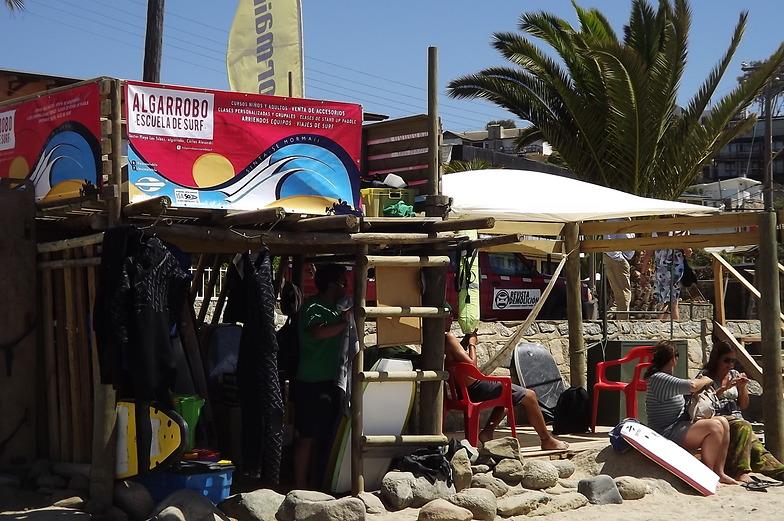 Algarrobo Escuela de Surf