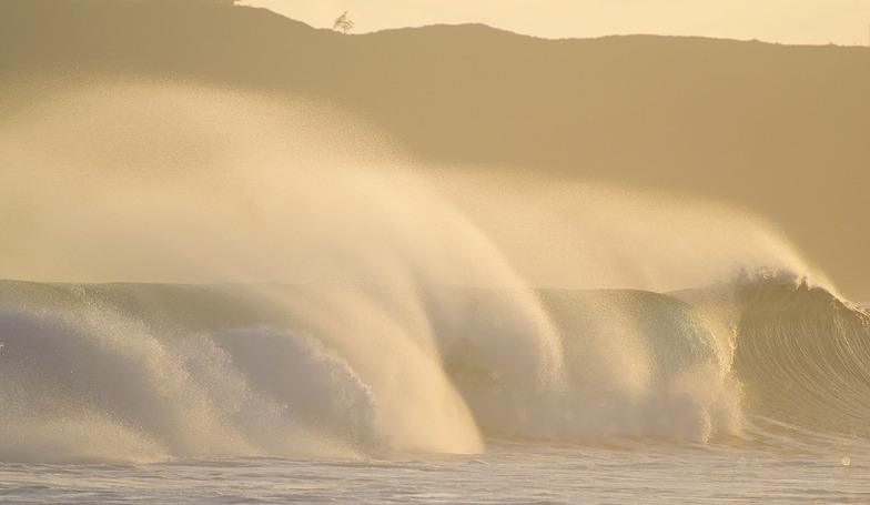 September Swell, Coronado Beaches