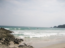 Kisami-Ohama Beach photo
