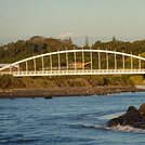 Wave bridge, Waiwakaiho
