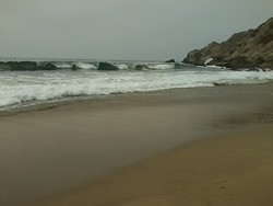 Surfs Up at Montara photo