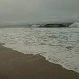 Solo Surfer, Montara