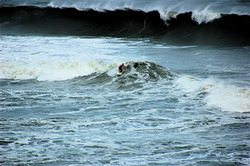 ride the wild surf, florida-style, Ormond Beach Pier photo