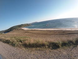 Nemiña Beach, Coruña, Galicia, Nemina photo