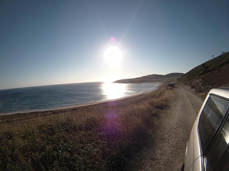 Praia de Nemiña, Nemina