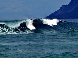 Clean Beach - Clean Surf, San Juan photo