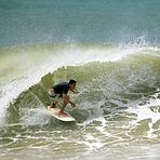 Tube sequence - 1, San Pancho (San Francisco)