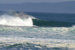 Mullaghmore on a sunny Autumnal morning photo
