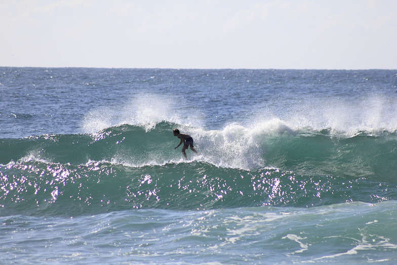 Harry Mclean, Kawana Beach