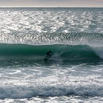 East swell at Mangamaunu