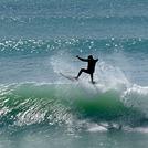 East swell at Mangamaunu
