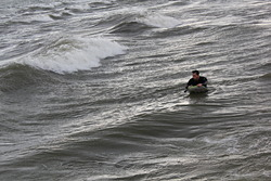 Oshawa Beach Lake Ontario, Toronto Breaks photo