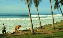 Punta Roca. El Salvador Central America photo