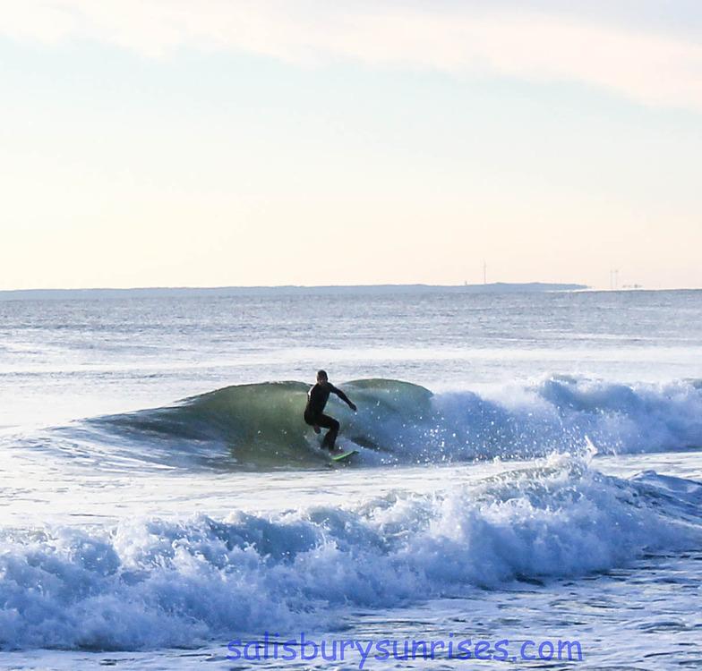 Before Breakfast, Salisbury Beach