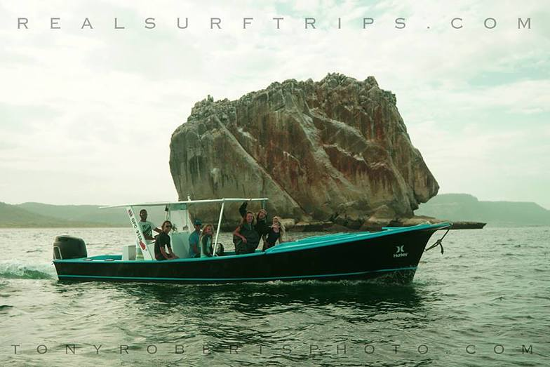 Real Surf Trips, Roca Bruja - Witch's Rock