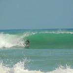 Sammy Severino from Macao Surf Camp, Playa del Macao