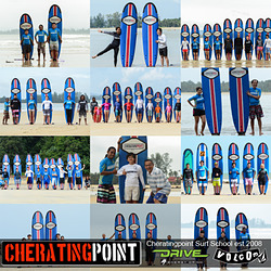Cheratingpoint surf school photo