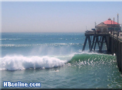 Southside HB Pier, Huntington Beach photo