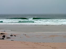 New Swell, Sandwood Bay photo