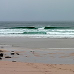 New Swell, Sandwood Bay