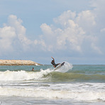 Left Hander off Jetty, Batu Buruk