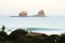 Ayampe-Ecuador empty perfection... photo
