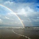 Double Rainbow, Topsail Island