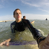 surf cortadura cádiz, Torre Gorda