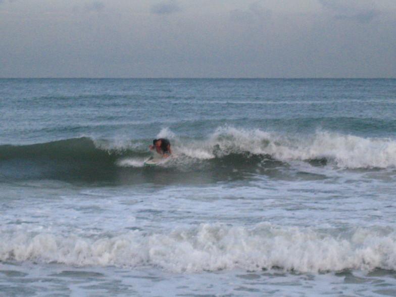 dominican republic, nizao ( We Feel the waves), Los Patos