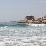perfect beginner spot - panorama beach taghazout, Panoramas