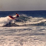 Mark Bell small fun day, Blacksmiths Beach