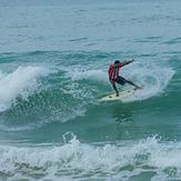 Surfing-Octubre-ElMacao, Playa del Macao
