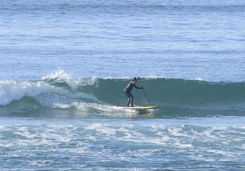 Joe Morgan - SUP Surfer, Arcadia