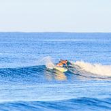 slow fat waves fun, Playa Santa Teresa