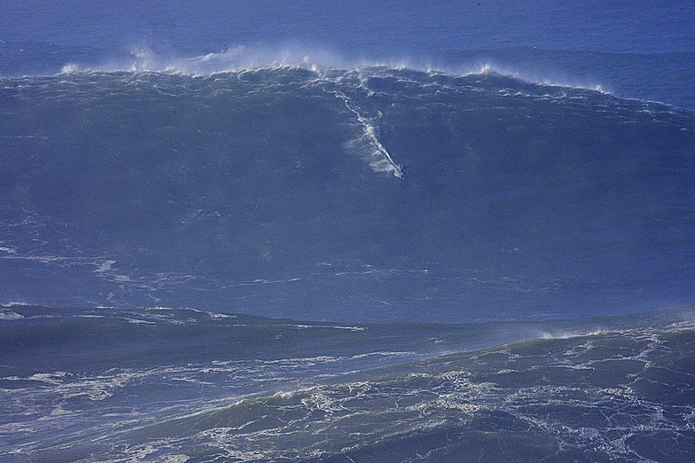 BIG WAVE, Nazare