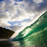Green Slab, Waimea Bay/Pinballs