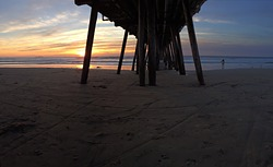 Imperial Beach Peir photo