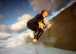 GoPro on Lake Michigan, Racine photo