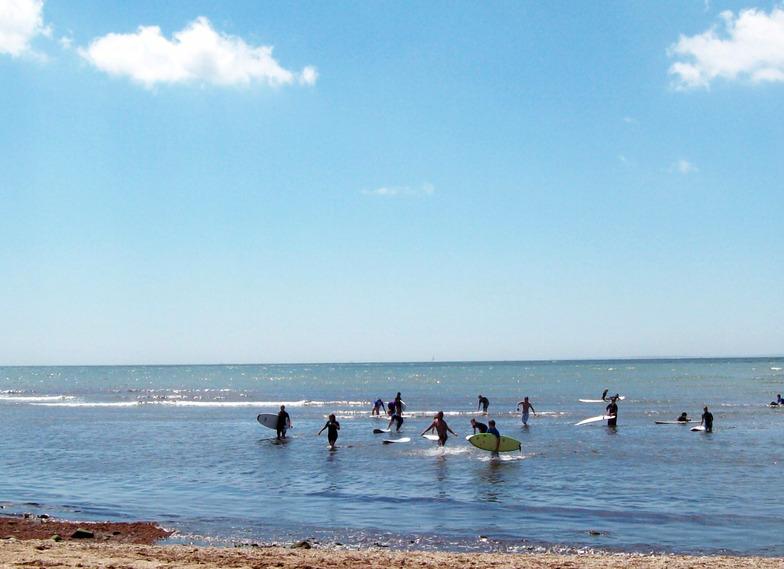 Surf Camp, North Pier (Narragansett)