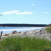 Hirtle's Beach - Nature's Delight, Hirtles Beach (Hartling Bay)